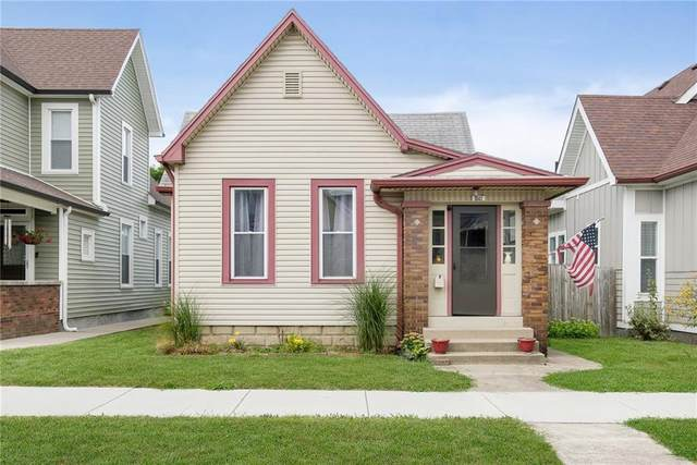1842 Barth Avenue, Indianapolis, IN 46203 (MLS #21807958) :: Ferris Property Group