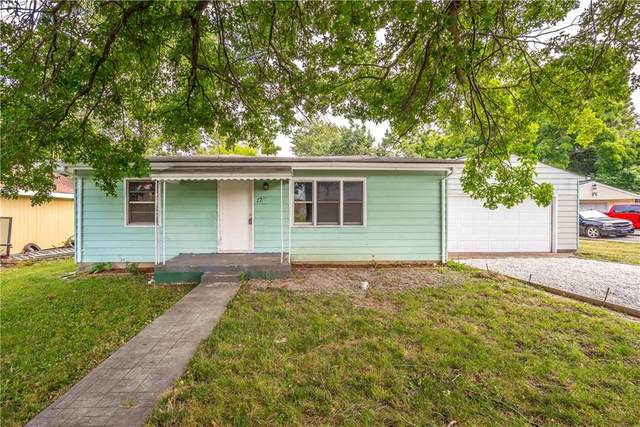 17 S Edgehill Road, Indianapolis, IN 46241 (MLS #21808019) :: The Evelo Team