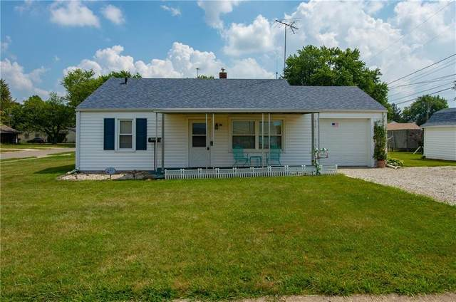 1003 Coombs Street, Lebanon, IN 46052 (MLS #21808032) :: Mike Price Realty Team - RE/MAX Centerstone