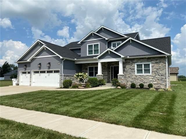 4704 Chandler Nicholas Court, Terre Haute, IN 47802 (MLS #21808038) :: Pennington Realty Team