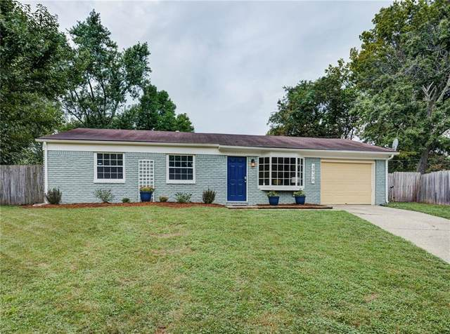 3936 Marseille Court, Indianapolis, IN 46226 (MLS #21808052) :: Dean Wagner Realtors