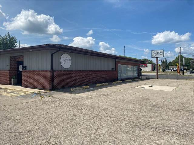 2209 E 10TH Street, Anderson, IN 46013 (MLS #21808063) :: Mike Price Realty Team - RE/MAX Centerstone