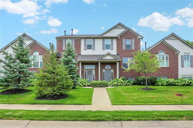 13832 Willesden Circle, Fishers, IN 46037 (MLS #21808089) :: Mike Price Realty Team - RE/MAX Centerstone