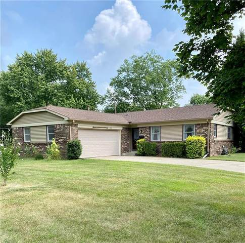 3208 Babette Drive, Indianapolis, IN 46227 (MLS #21808130) :: Pennington Realty Team