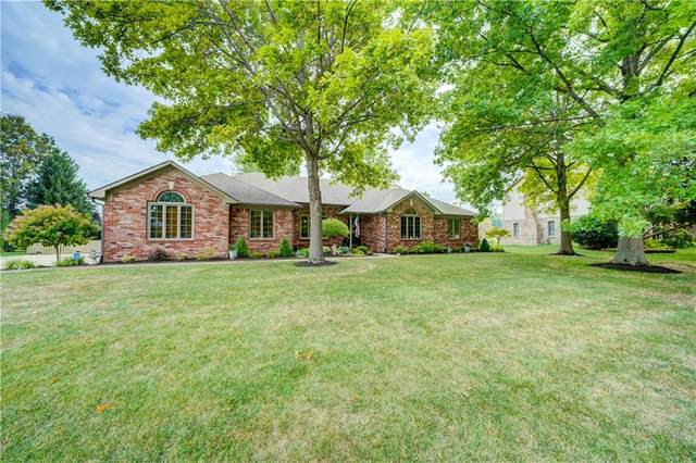 7687 Gunsmith Court, Plainfield, IN 46168 (MLS #21808148) :: Mike Price Realty Team - RE/MAX Centerstone