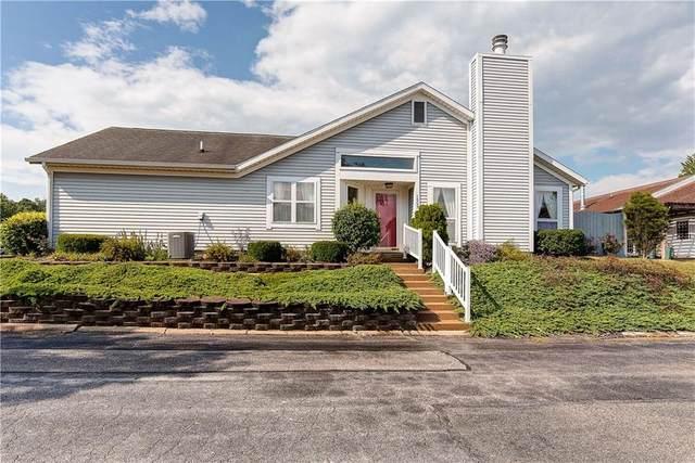1803 Twin Oaks Lane, Lafayette, IN 47905 (MLS #21808155) :: Pennington Realty Team
