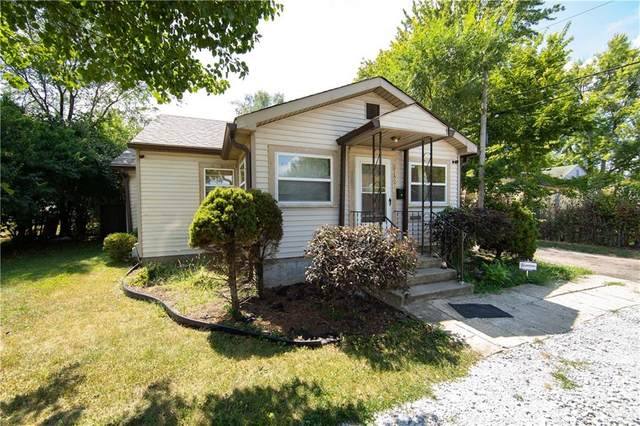 2807 W 21st Street, Indianapolis, IN 46222 (MLS #21808193) :: Ferris Property Group
