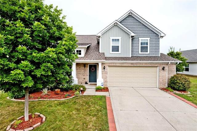 2386 Twinleaf Drive, Plainfield, IN 46168 (MLS #21808203) :: Mike Price Realty Team - RE/MAX Centerstone