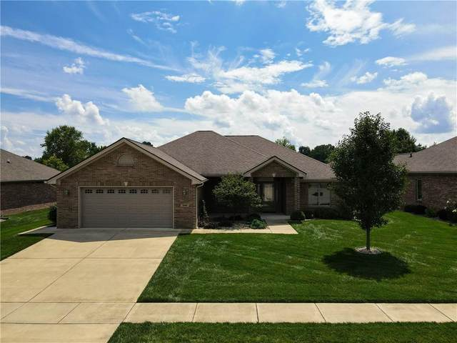5249 Imperial Drive, Columbus, IN 47203 (MLS #21808214) :: The Evelo Team