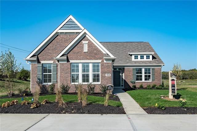 5828 Mill Haven Way, Noblesville, IN 46062 (MLS #21808222) :: The Evelo Team