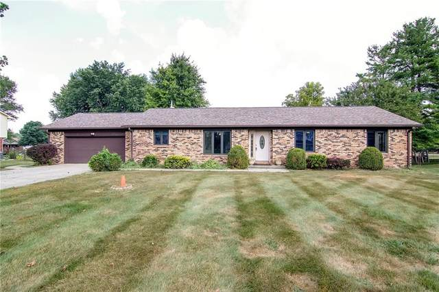 304 Cranberry Drive, Greenfield, IN 46140 (MLS #21808224) :: Richwine Elite Group