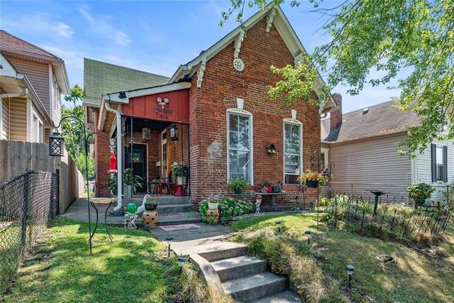 1329 Olive Street, Indianapolis, IN 46203 (MLS #21808228) :: Pennington Realty Team