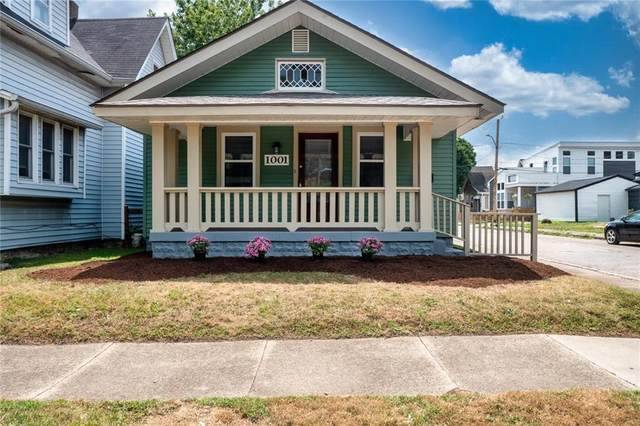 1001 E Sanders Street, Indianapolis, IN 46203 (MLS #21808231) :: The Indy Property Source