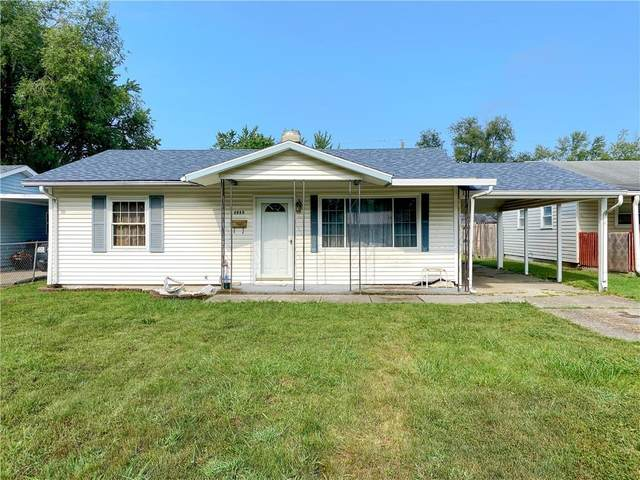 2829 Dakota Drive, Anderson, IN 46012 (MLS #21808237) :: The Indy Property Source