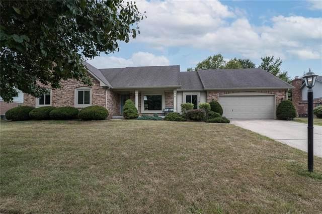 16384 Herriman Boulevard, Noblesville, IN 46060 (MLS #21808239) :: The Indy Property Source