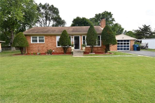 6625 W 12th Street, Indianapolis, IN 46214 (MLS #21808244) :: Richwine Elite Group