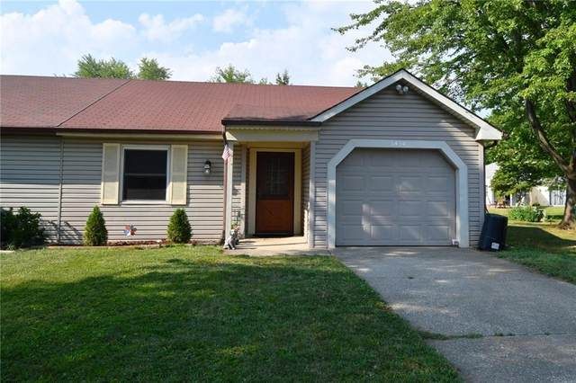 5434 Carlton Court, Speedway, IN 46224 (MLS #21808245) :: Mike Price Realty Team - RE/MAX Centerstone