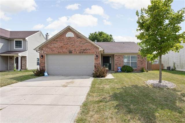 5965 Glen Haven Boulevard, Plainfield, IN 46168 (MLS #21808253) :: Mike Price Realty Team - RE/MAX Centerstone