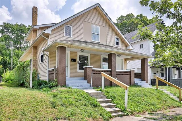 29 N Tacoma Avenue, Indianapolis, IN 46201 (MLS #21808261) :: The Evelo Team