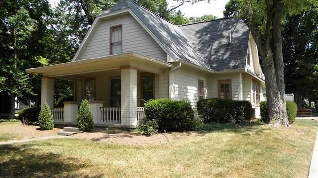 311 N Rangeline Road, Carmel, IN 46032 (MLS #21808263) :: Heard Real Estate Team | eXp Realty, LLC