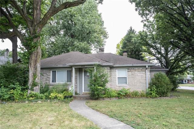 5930 Lowell Avenue, Indianapolis, IN 46219 (MLS #21808270) :: Mike Price Realty Team - RE/MAX Centerstone