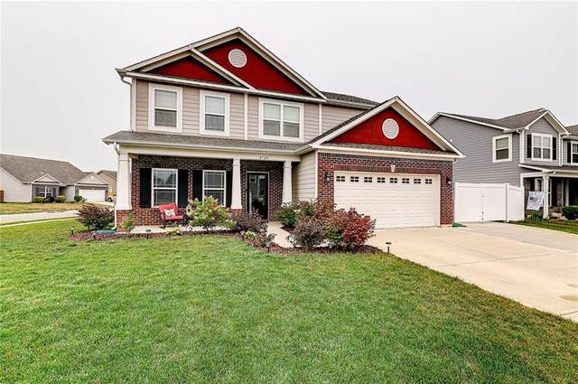8720 Hemingway Drive, Indianapolis, IN 46239 (MLS #21808302) :: The Indy Property Source