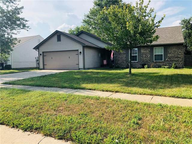 1456 Michigan Road, Franklin, IN 46131 (MLS #21808314) :: The Indy Property Source