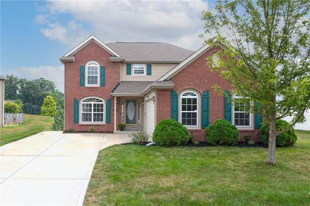 8145 Lawrence Woods Place, Indianapolis, IN 46236 (MLS #21808323) :: Mike Price Realty Team - RE/MAX Centerstone