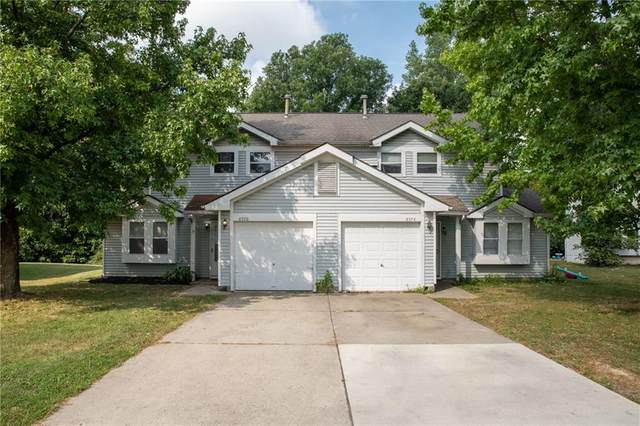 8570-8574 Fairway Trail, Indianapolis, IN 46250 (MLS #21808324) :: Mike Price Realty Team - RE/MAX Centerstone