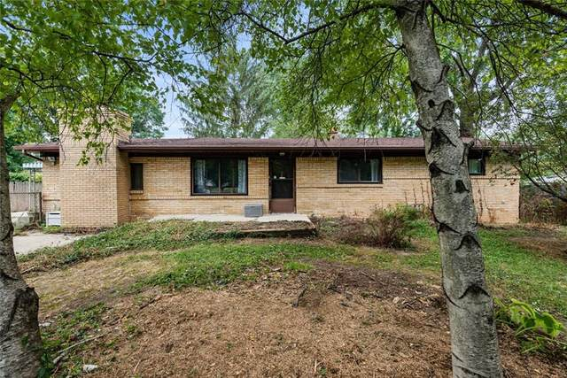 6656 W 14th Street, Indianapolis, IN 46214 (MLS #21808339) :: Richwine Elite Group