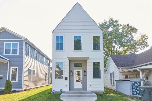 1033 Villa Avenue, Indianapolis, IN 46203 (MLS #21808356) :: Mike Price Realty Team - RE/MAX Centerstone