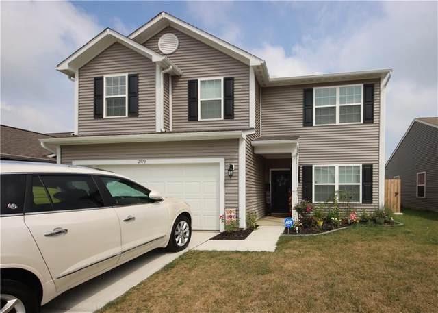 2970 W Broderie Lane, Monrovia, IN 46157 (MLS #21808358) :: Mike Price Realty Team - RE/MAX Centerstone