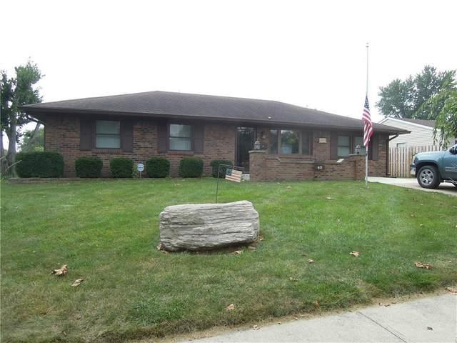 40 Devonwood Drive, Mooresville, IN 46158 (MLS #21808363) :: Richwine Elite Group