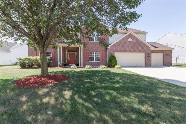 8718 Redditch Drive, Avon, IN 46123 (MLS #21808365) :: Heard Real Estate Team | eXp Realty, LLC
