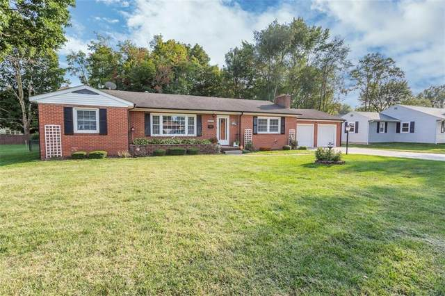 2925 W 11th Street, Anderson, IN 46011 (MLS #21808377) :: The Indy Property Source