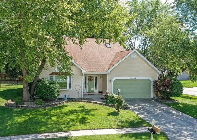 12023 Colbarn Drive, Fishers, IN 46038 (MLS #21808379) :: Mike Price Realty Team - RE/MAX Centerstone