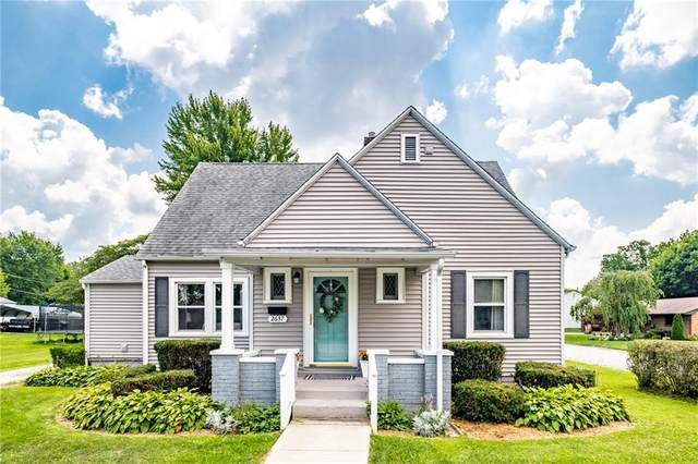 2637 17th Street, Columbus, IN 47201 (MLS #21808382) :: Mike Price Realty Team - RE/MAX Centerstone