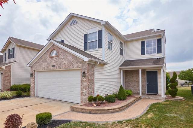 3648 Fieldmint Court, Indianapolis, IN 46235 (MLS #21808421) :: Pennington Realty Team