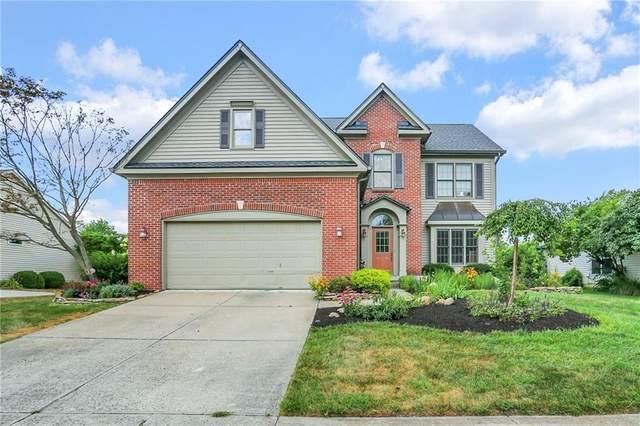 10975 Knightsbridge Lane, Fishers, IN 46037 (MLS #21808441) :: Heard Real Estate Team | eXp Realty, LLC