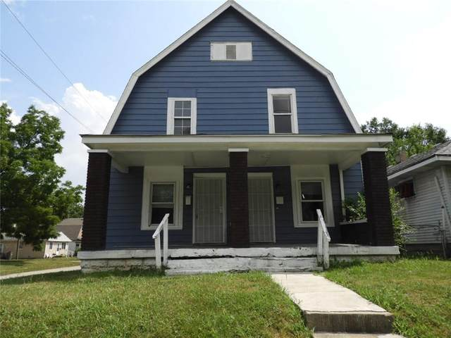 325 N Lasalle Street, Indianapolis, IN 46201 (MLS #21808456) :: The Evelo Team
