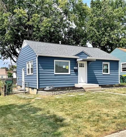 2026 N Fisher Avenue, Speedway, IN 46224 (MLS #21808473) :: Heard Real Estate Team | eXp Realty, LLC
