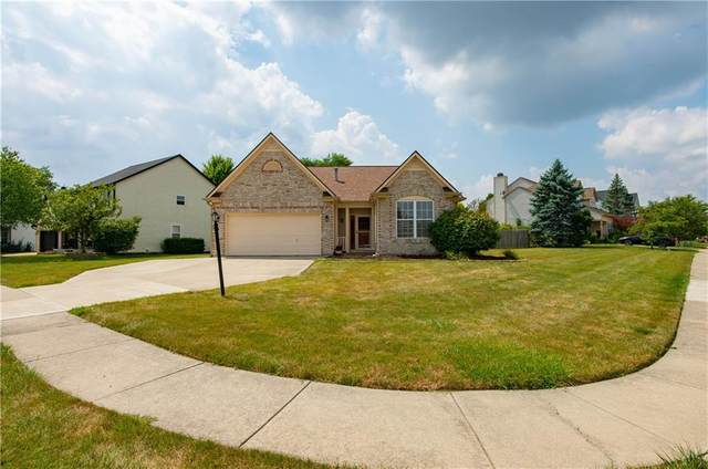 15452 Heath Circle, Westfield, IN 46074 (MLS #21808477) :: Mike Price Realty Team - RE/MAX Centerstone