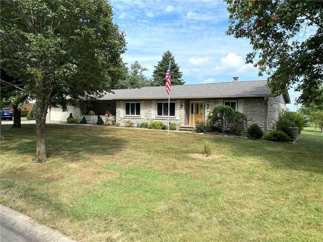 15 Almar Drive, Bargersville, IN 46106 (MLS #21808522) :: Pennington Realty Team