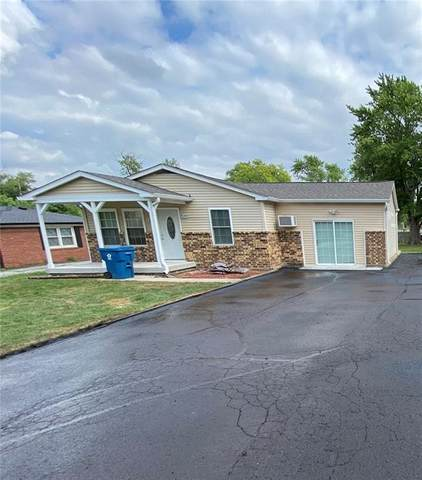 5355 W Mooresville Road, Indianapolis, IN 46221 (MLS #21808530) :: Pennington Realty Team