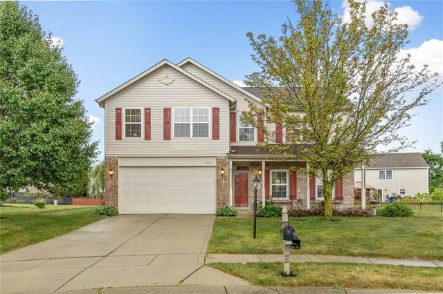 10695 Corn Poppy Court, Noblesville, IN 46060 (MLS #21808552) :: Mike Price Realty Team - RE/MAX Centerstone