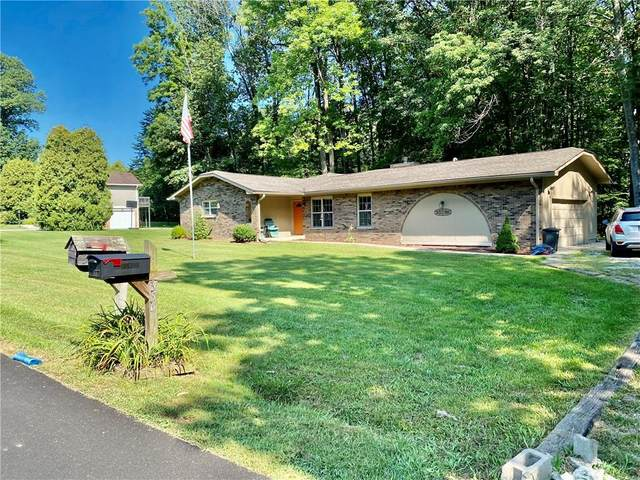 365 Byram Boulevard, Martinsville, IN 46151 (MLS #21808567) :: Mike Price Realty Team - RE/MAX Centerstone