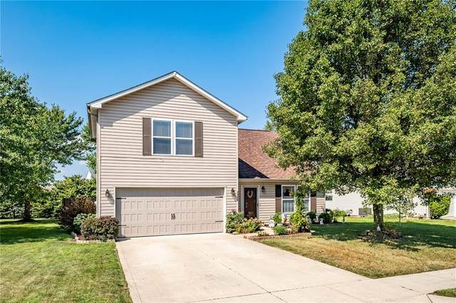 3084 Rolling Hill Drive, Columbus, IN 47201 (MLS #21808569) :: The Indy Property Source
