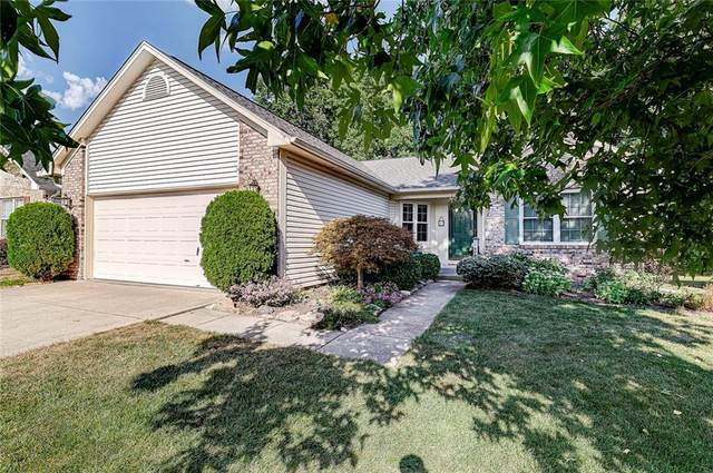 11893 Cedar Drive, Fishers, IN 46037 (MLS #21808587) :: Mike Price Realty Team - RE/MAX Centerstone