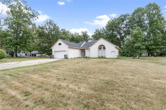 3845 Ashbourne, Indianapolis, IN 46226 (MLS #21808594) :: The Evelo Team