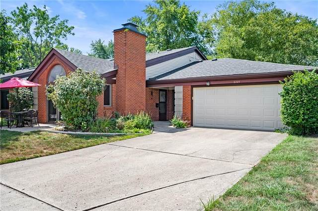2165 Emily Drive, Indianapolis, IN 46260 (MLS #21808595) :: Mike Price Realty Team - RE/MAX Centerstone